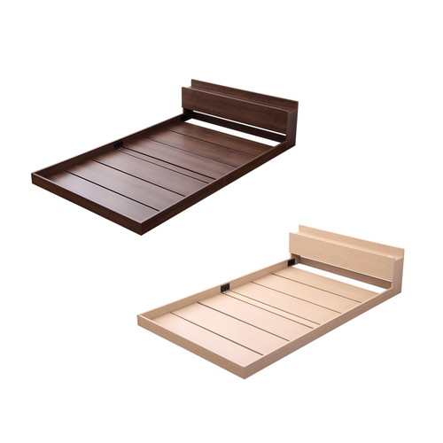 ベット ベッド 安い おしゃれ 北欧 セミダブル セミダブルベット ローベット 低いベット 低い ベッドフレーム ベットフレーム