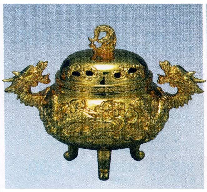 龍神香炉 雑貨 置物 象 床の間 和