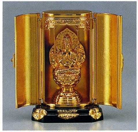 千手観音菩薩 渡辺 景秋 床の間 置物 仏具 仏像 銅像 送料無料