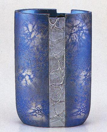 宝寿ツル 花瓶 花器 床の間 置物