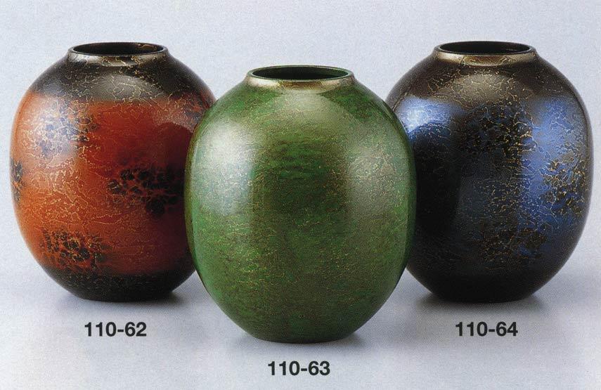 送料無料 花宝 グリーン 緑 雑貨 置物 花瓶 床の間 和