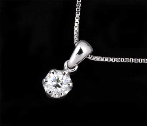 【お買得】 Pt ダイヤモンド 0.34ctプラチナ 0.34ctプラチナ ペンダントネックレス《送料無料!》 ペンダントネックレス《送料無料 ダイヤモンド!》, お庭の玉手箱:708d52b2 --- navlex.net
