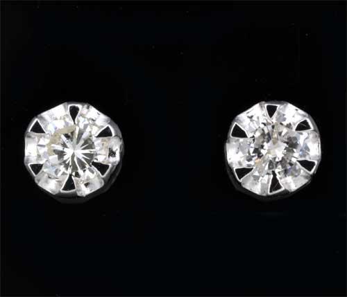 【期間限定特価】 Pt ダイヤモンド ダイヤモンド プラチナ 0.430ct プラチナ ピアス《送料無料 Pt!》, ケンブチチョウ:95d6a259 --- sequinca.net