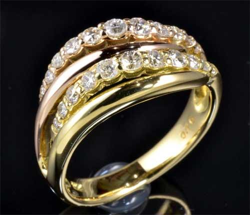 K18 ダイヤモンド 0 70ct 18金 リング 送料無料xBeWCord