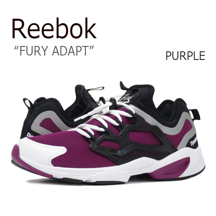 Reebok FURY ADAPT/Purple【リーボック】【フューリーアダプト】【3RD】【AR2624】 シューズ