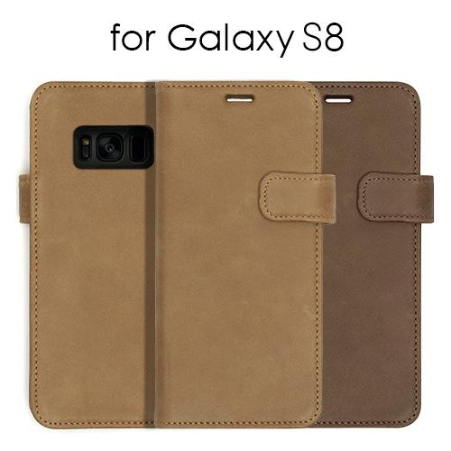 Galaxy S8 ケース 手帳型 ZENUS Vintage Diary ゼヌス ビンテージダイアリー ギャラクシー エス エイト 本革 カバー SC-02J SCV36 お取り寄せ