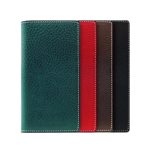 iPhone XS Max ケース 手帳型 本革 SLG Design Minerva Box Leather Case(エスエルジー ミネルバボックスレザーケース)アイフォン レザー カバー お取り寄せ