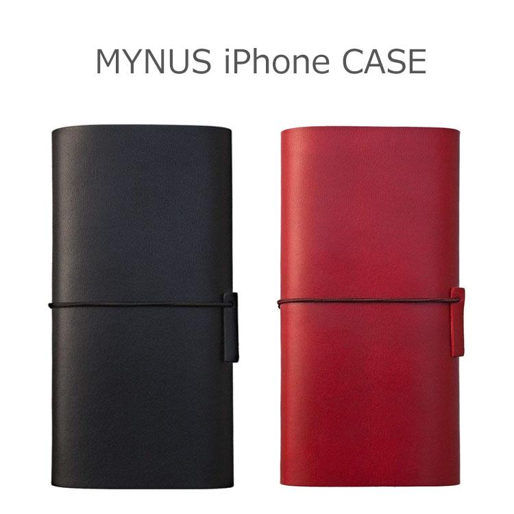 iPhoneXS Max ケース iPhone8 Plus ケース iPhone7 Plus ケース iPhone6s Plus ケース iPhone6 Plus ケース MYNUS 栃木 レザーケース 167 iPhone 8Plus 7Plus 6sPlus 6Plus ブラック ワインレッド お取り寄せ