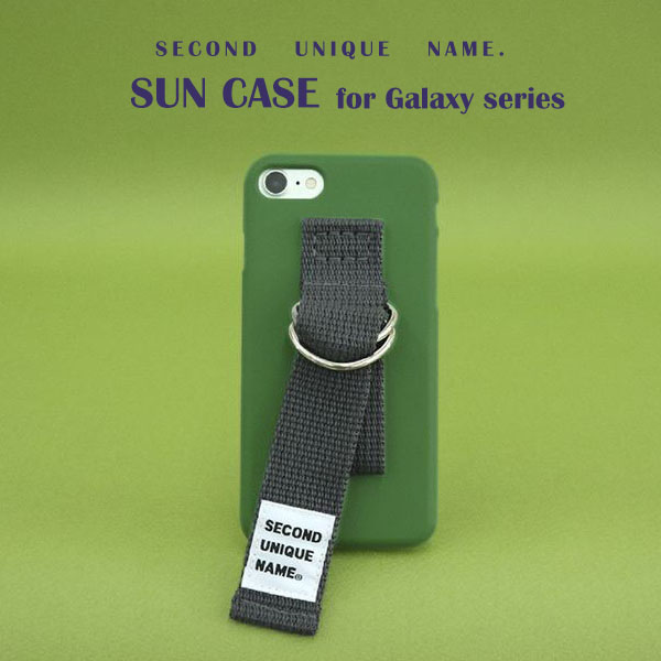 Galaxy S9 Note9 S8 Note8 SECOND UNIQUE NAME ベルト カバー 正規品 セカンドユニークネーム DE Ultra GREEN 正規品スーパーSALE×店内全品キャンペーン 新品 ケース Note20 S21 S20 S10 S21+ S20+ S10+