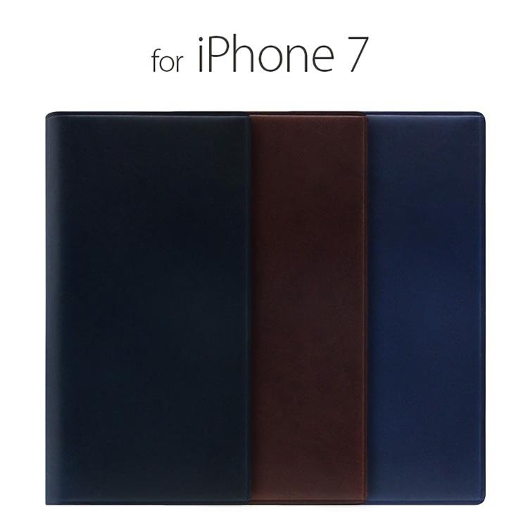 お取り寄せ iPhone8 iPhone7 ケース 手帳型 SLG Design Buttero Leather Case エスエルジーデザイン ブッテーロレザーケース アイフォン 本革 カバー