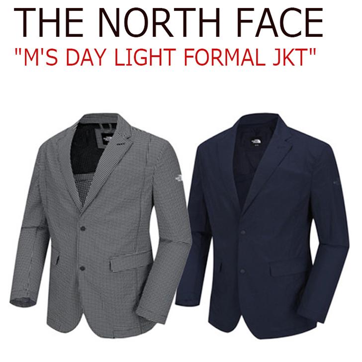ノースフェイス アウター THE NORTH FACE メンズ M'S DAY LIGHT FORMAL JKT デイ ナイト フォーマル ジャケット Black Navy ブラック ネイビー NJ3BJ05A NJ3BJ05B ウェア 【中古】未使用品