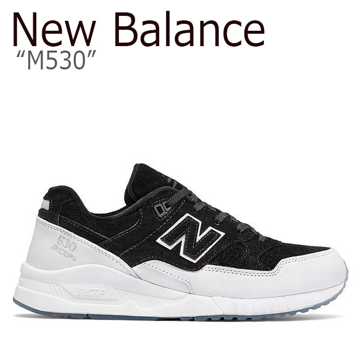 coupon codes lower price with special for shoe New Balance 530 sneakers New Balance men gap Dis M 530 New Balance530 BLACK  black M530CBA shoes-free article
