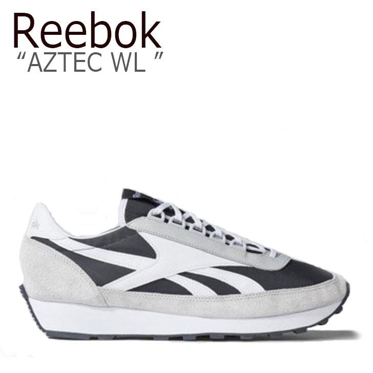 Reebok AZTEC WL GREY/WHITE【リーボック】【アズテック】【BD1428】 シューズ