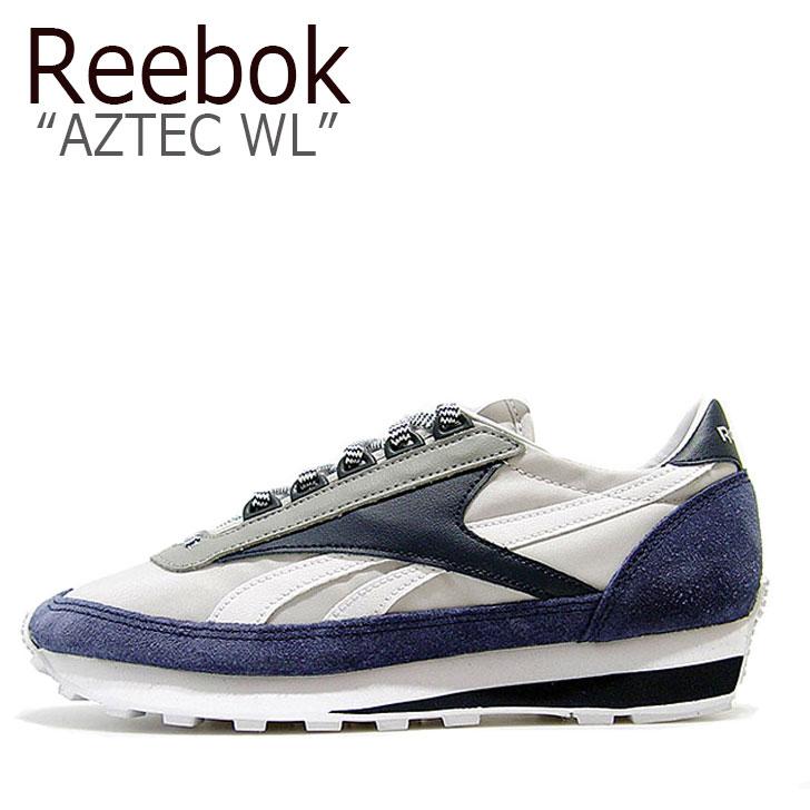 Reebok AZTEC WL NAVY/WHITE【リーボック】【アズテック】【AR0616】 シューズ