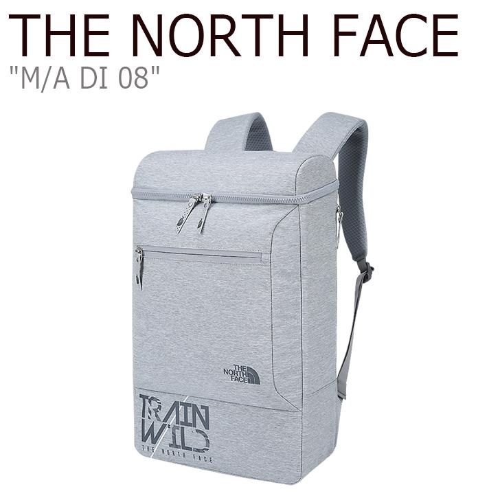ノースフェイス バックパック THE NORTH FACE メンズ レディース M/A DI 08 マウンテン アスレチック DI 08 リュック MELANGE GREY グレー NEM2DI08 バッグ 【中古】未使用品