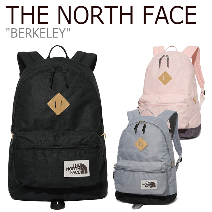 ノースフェイス バックパック THE NORTH FACE メンズ レディース BERKELEY バークレー リュック デイバッグ ピンク ブラック グレー NM2DK15A/B/C バッグ 【中古】未使用品