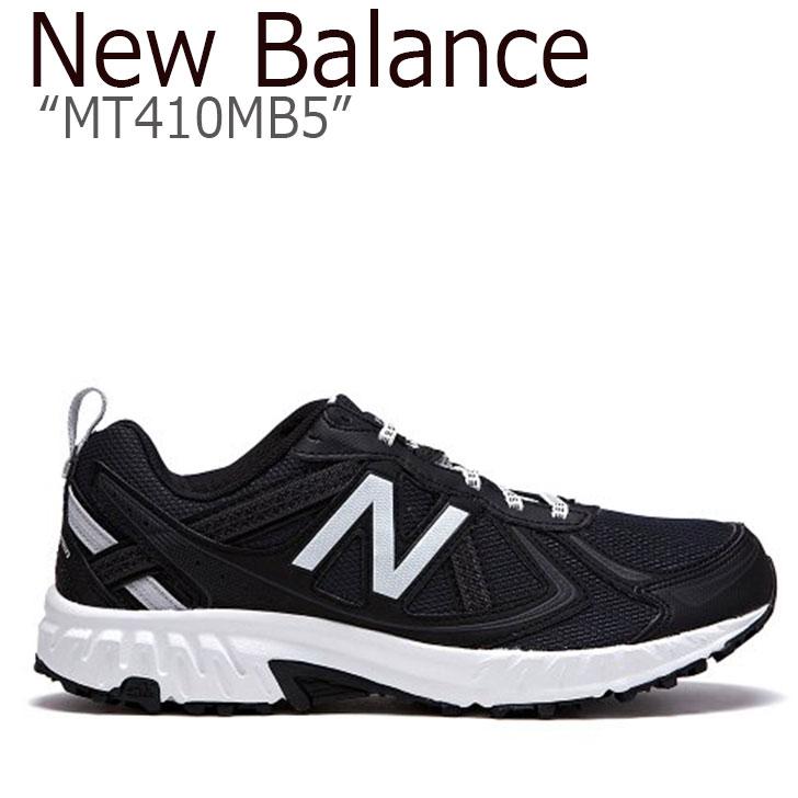 ニューバランス 410 スニーカー New Balance メンズ レディース MT410MB5 New Balance410 BLACK ブラック NBPF9S163W シューズ 【中古】未使用品