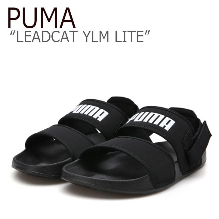 Hyuna x Puma Leadcat YLM Lite Sandal Black 37073301