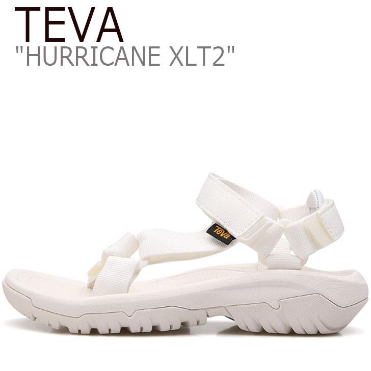 テバ ハリケーン サンダル TEVA メンズ HURRICANE XLT2 ハリケーンXLT2 WHITE ホワイト 1019234-WHT シューズ