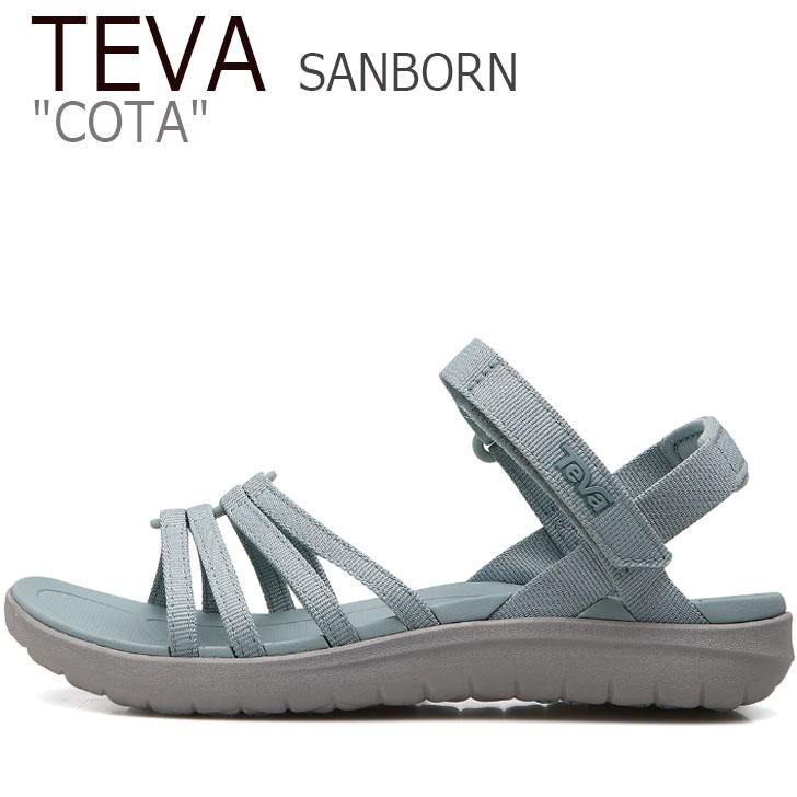 テバ サンダル TEVA レディース SANBORN COTA SANDAL サンボン コタ サンダル MINT ミント 1099447-GMT シューズ
