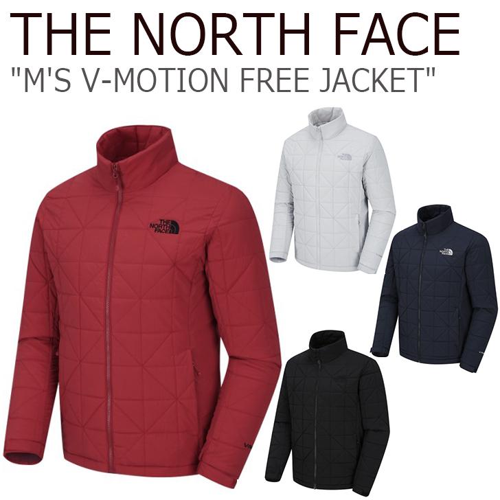 ノースフェイス ジャケット THE NORTH FACE メンズ M'S V-MOTION FREE JACKET V-モーション フリージャケット 全4色 NJ3NJ00A-D ウェア 【中古】未使用品