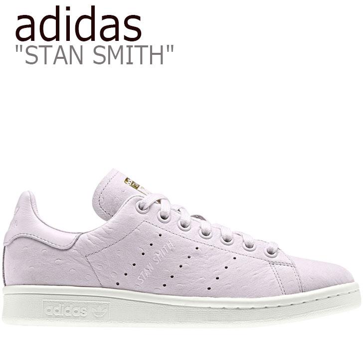 アディダス スタンスミス スニーカー adidas レディース STAN SMITH スタン スミス ORCHID TINT オーキッド ティント WHITE ホワイト B41595 シューズ 【中古】未使用品