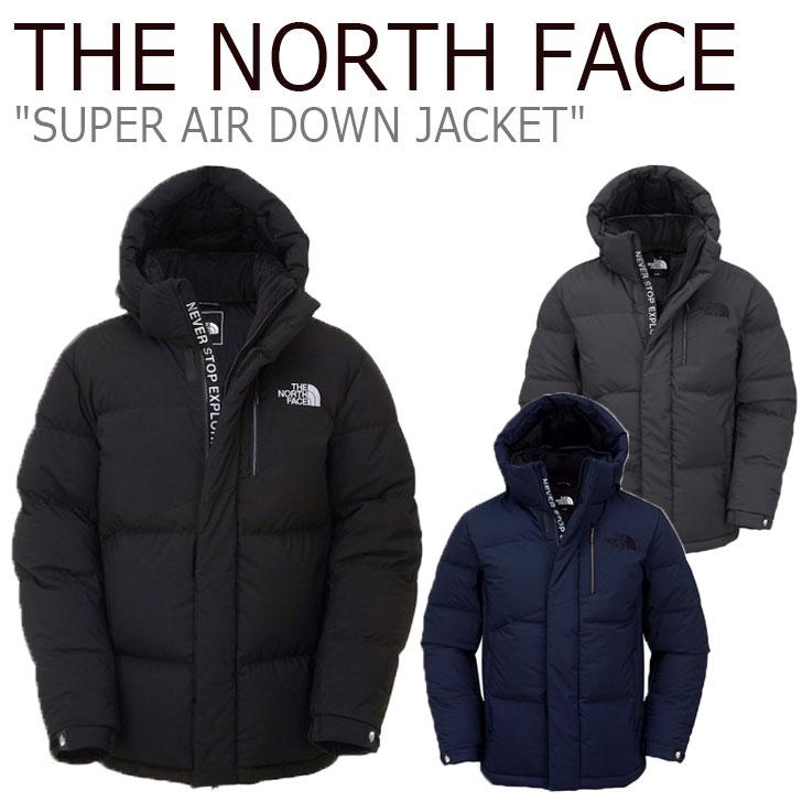 ノースフェイス ダウン THE NORTH FACE メンズ SUPER AIR DOWN JACKET スーパー エア ダウンジャケット ショートダウン グースダウン 全3色 NJ1DK52A/B/C ウェア 【中古】未使用品