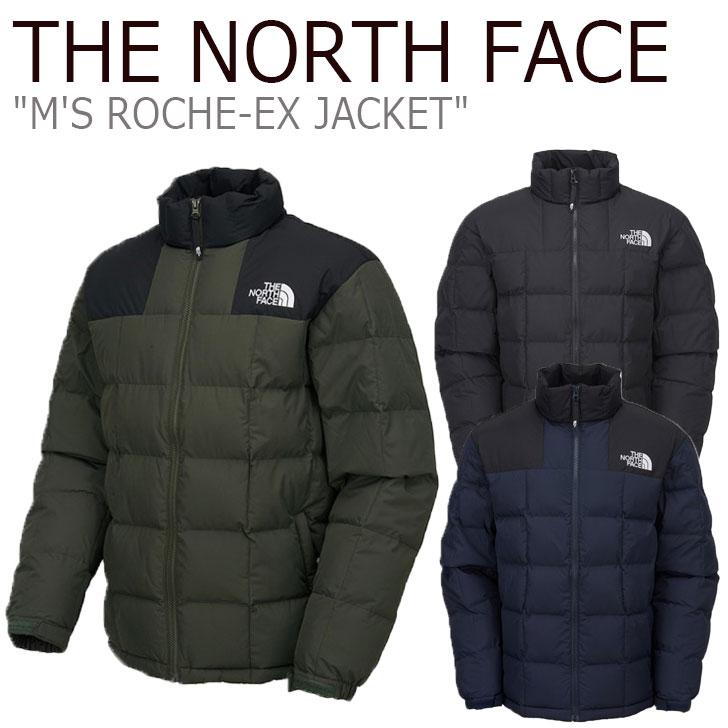 ノースフェイス ジャケット THE NORTH FACE メンズ M'S ROCHE-EX JACKET ロシュ EXジャケット KHAKI カーキ BLACK ブラック INK インク NJ3NK56A/B/C ウェア 【中古】未使用品