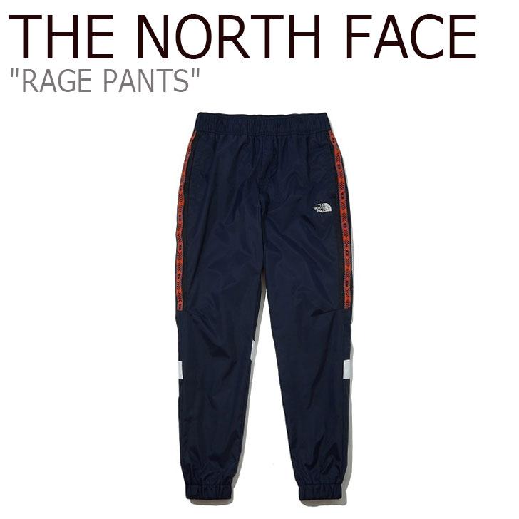 ノースフェイス ジャージ THE NORTH FACE メンズ RAGE PANTS レイジ パンツ NAVY ネイビー NP6NK50J ウェア 【中古】未使用品
