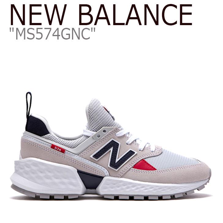 buying cheap wide varieties fantastic savings New Balance 574 sneakers New Balance men gap Dis MS 574 GNC New Balance574  WHITE NAVY white navy MS574GNC shoes-free article
