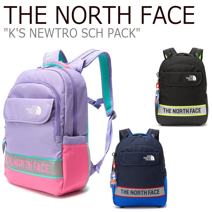 ノースフェイス バックパック THE NORTH FACE メンズ レディース K'S NEWTRO SCH PACK ニュートロ スクールパック 全3色 NM2DL02R/S/T バッグ 【中古】未使用品