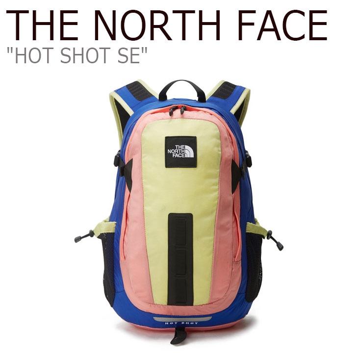 ノースフェイス バックパック THE NORTH FACE メンズ レディース HOT SHOT SE ホット ショット SE LOLLIPOP ロリポップ NM2DL30A バッグ 【中古】未使用品