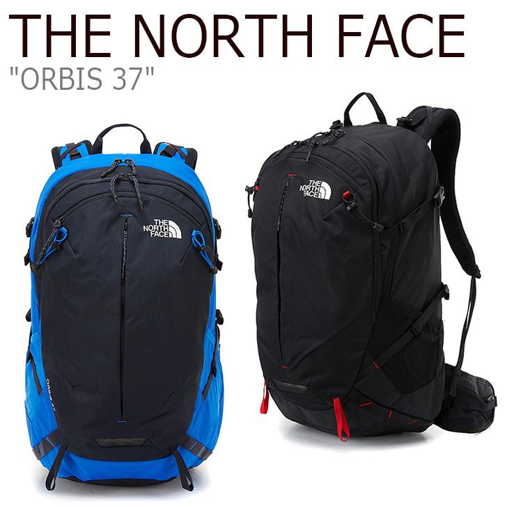 ノースフェイス バックパック THE NORTH FACE メンズ レディース ORBIS 37 オルビス 37 BLACK ブラック BLUE ブルー NM2SL08A/B バッグ 【中古】未使用品