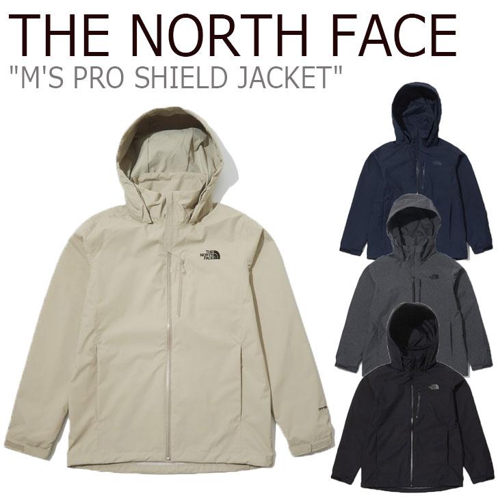 ノースフェイス マウンテンジャケット THE NORTH FACE メンズ M'S PRO SHIELD JACKET プロ シールド ジャケット 全4色 NJ2HL01A/B/C/D ウェア 【中古】未使用品