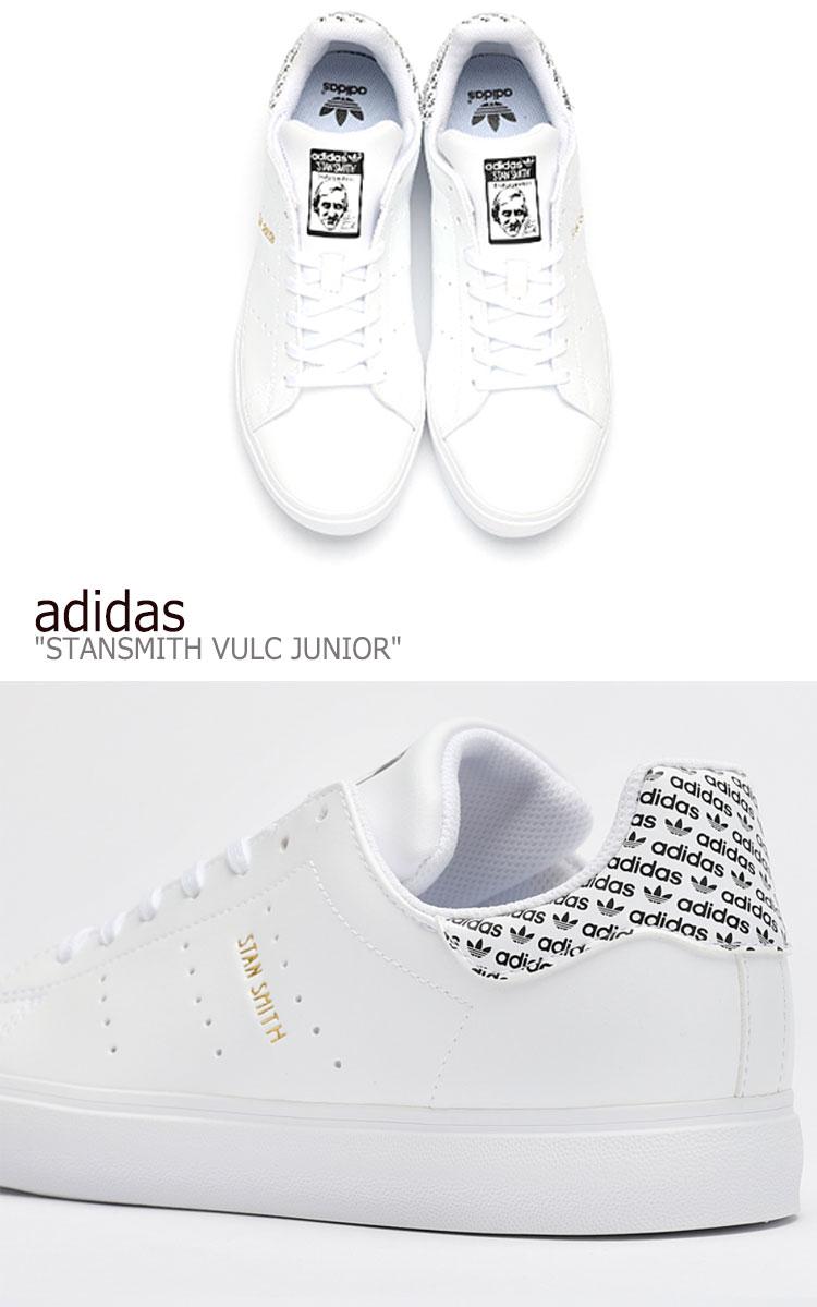 adidas stan smith vulc junior