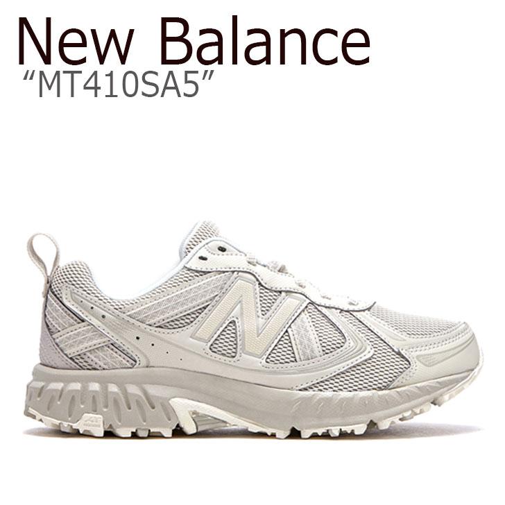 ニューバランス 410 スニーカー New Balance メンズ レディース MT 410 SA5 new balance 410 BEIGE ベージュ FLNBAA1U13 NBPFAS199A MT410SA5 シューズ 【中古】未使用品