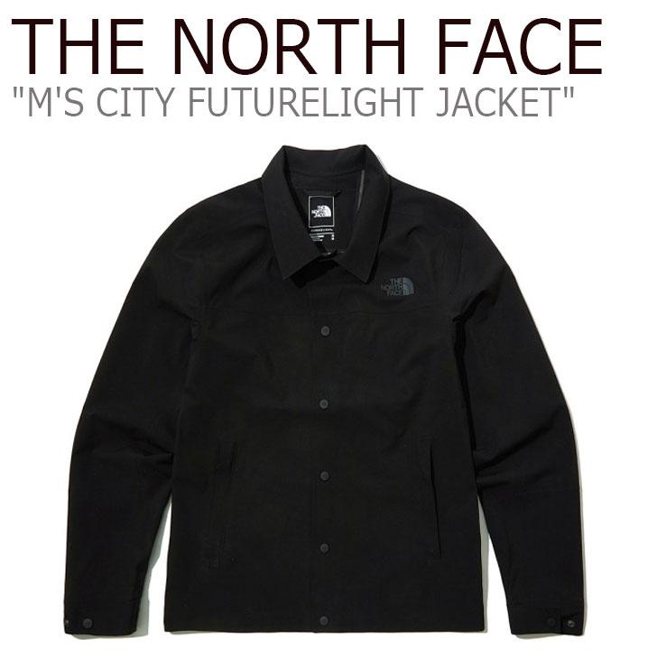ノースフェイス ジャケット THE NORTH FACE メンズ M'S CITY FUTURELIGHT JACKET シティ フューチャーライト ジャケット BLACK ブラック NJ2HL02A ウェア 【中古】未使用品