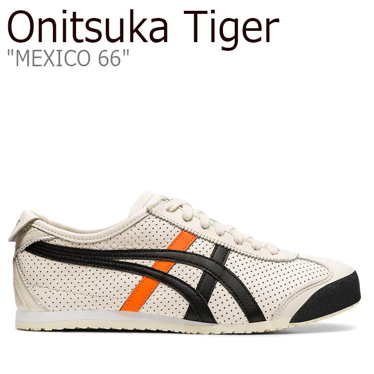 オニツカタイガー メキシコ66 スニーカー Onitsuka Tiger メンズ レディース MEXICO 66 メキシコ 66 BRICH BLACK ブリーチ ブラック 1183A694-200 シューズ