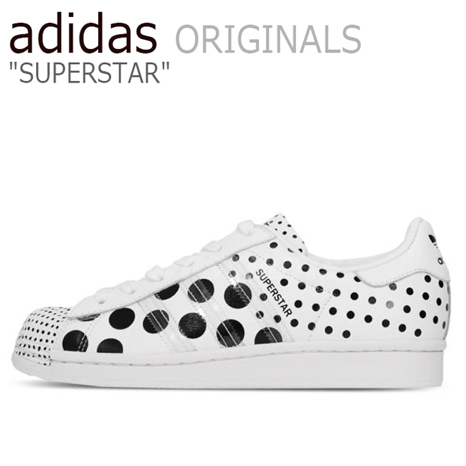 アディダス スーパースター スニーカー adidas メンズ レディース SUPERSTAR スーパー スター WHITE ホワイト FX7775 シューズ【中古】未使用品
