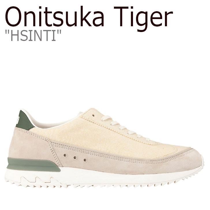 オニツカタイガー スニーカー Onitsuka Tiger メンズ レディース HSINTI ヘシンティ BIRCH バーチ 1183A442-200 シューズ