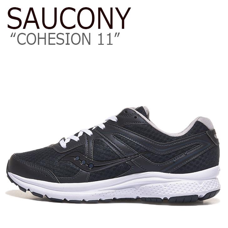 サッカニー スニーカー SAUCONY メンズ COHESION 11 コヒージョン NAVY ネイビー S20421-22 シューズ