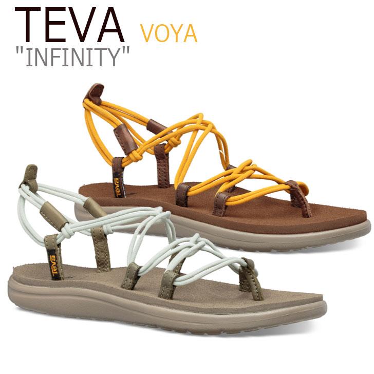 テバ ボヤ サンダル TEVA レディース VOYA INFINITY ボヤ インフィニティ SEA FOAM シーフォーム SUNFLOWER サンフラワー 1019622-SFBO 1019622-SBSN シューズ