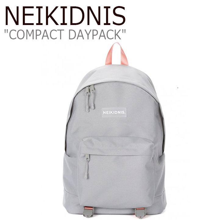ネイキドニス リュック NEIKIDNIS メンズ レディース COMPACT DAYPACK コンパクト バックパック GRAY グレー PINK ピンク 055CDP03 バッグ