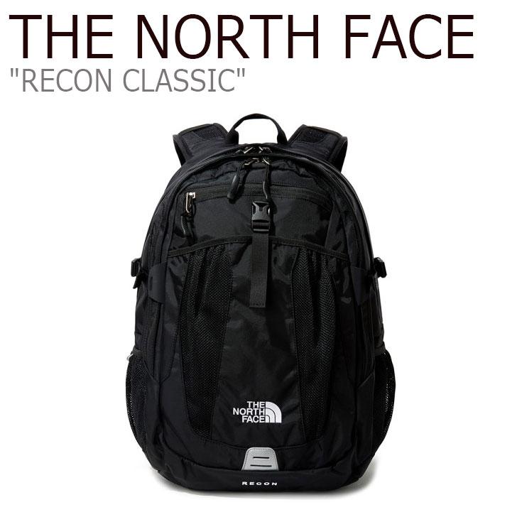 ノースフェイス リュック THE NORTH FACE メンズ レディース RECON CLASSIC リコン クラシック BLACK ブラック NM2DL57A バッグ 【中古】未使用品