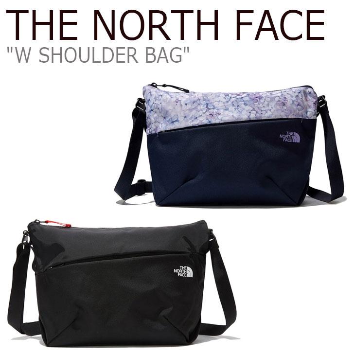 ノースフェイス クロスバッグ THE NORTH FACE メンズ レディース W SHOULDER BAG ショルダーバッグ BLACK ブラック NN2PL06A バッグ 【中古】未使用品