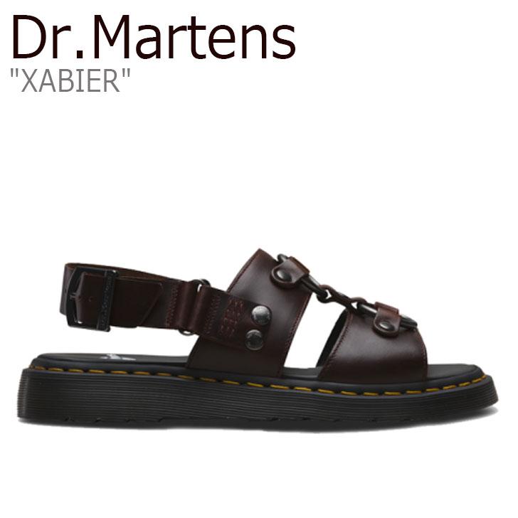 ドクターマーチン サンダル Dr.Martens メンズ レディース XABIER ザビエル BROWN ブラウン 24630211 シューズ【中古】未使用品