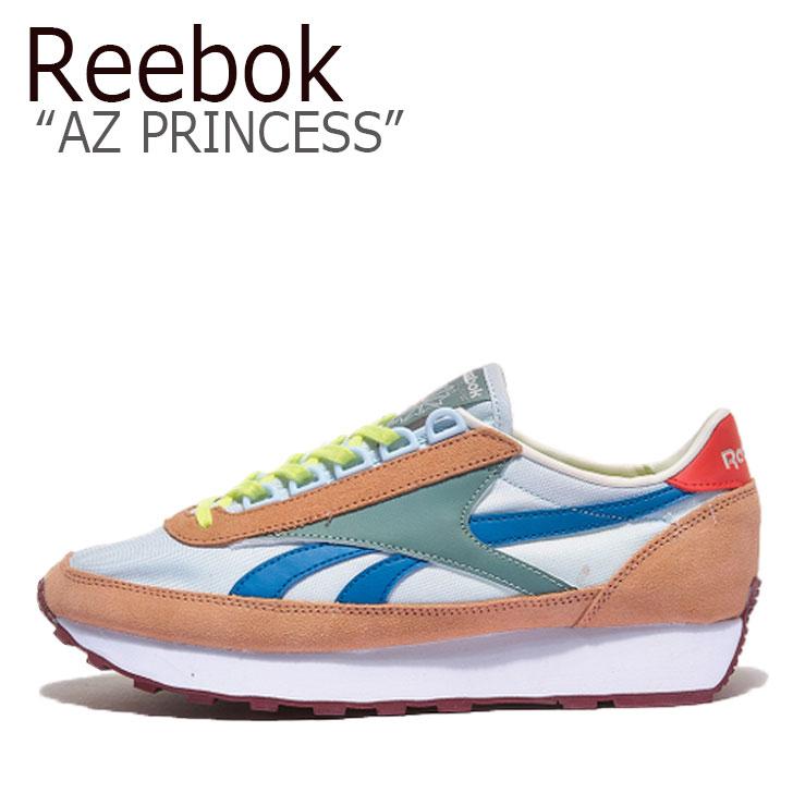 リーボック スニーカー REEBOK メンズ レディース AZ PRINCESS アステカ プリンセス ORANGE オレンジ BLUE ブルー MULTI マルチ FX4050 RBKFX4050 シューズ