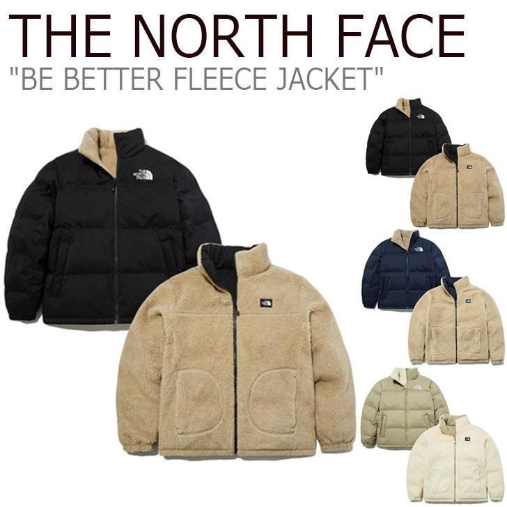 フリース ノースフェイス THE NORTH FACE メンズ レディース BE BETTER FLEECE JACKET ビ ベター フリースジャケット 全3色 NJ3NL53A/B/C ウェア 【中古】未使用品