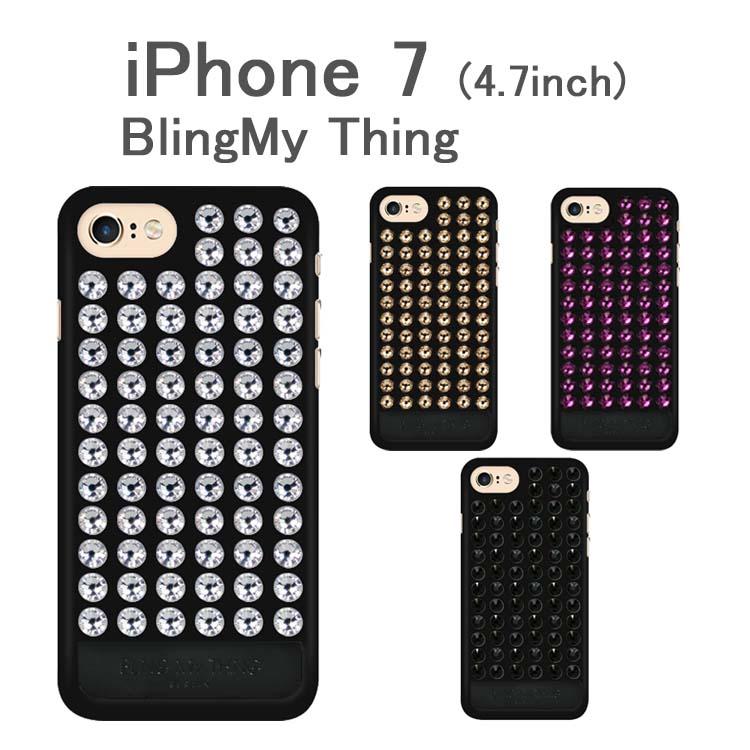 お取り寄せ iPhone7 ケース カバー BlingMy Thing Extravaganza Pure ケース カバー for iPhone 7 ケース スワロフスキー アイフォン7 アイフォン 7 ケース カバー
