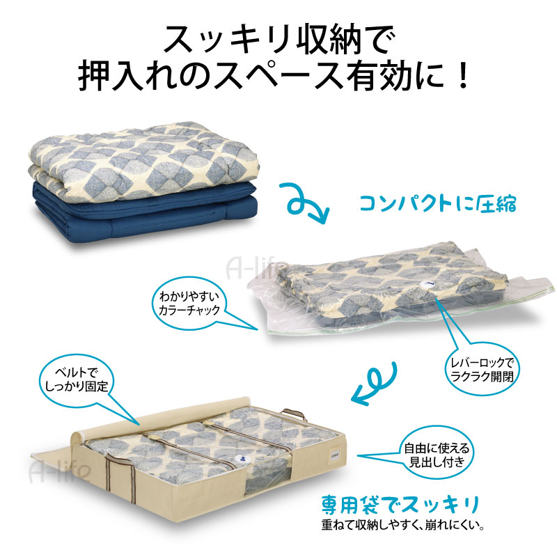 Charming Storage Bag With Compression Pack Futon ((compression BOX Compression Bags  Futon Futon Compression Bag